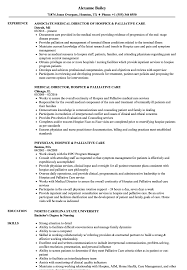 Download Palliative Care Resume Sample As Image File
