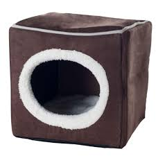 Kh Thermo Kitty Heated Cat Bed by Cat Beds Cat Furniture The Home Depot