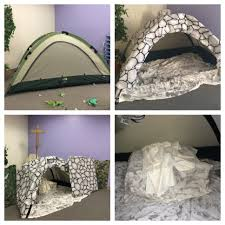 Spirit Halloween Bakersfield Wilson by Jesus U0027 Empty Tomb Made From A Pop Up Camping Tent I Am The
