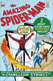 Essential Series Vol 1 Spider Man