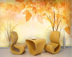 100 Decorated Wall Custom Modern Background Decorated Mural Orange Tree Deciduous