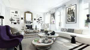 Paris Themed Living Room Ideas a Frique Studio f17eb5d1776b