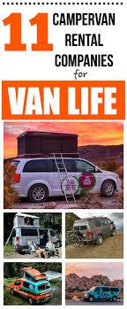 11 Campervan Rental Companies To Test Drive The Van Life