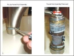 Kohler Forte Kitchen Faucet Leaking by Moen Touchless Kitchen Faucet Lowes Tag Touch Kitchen Faucet