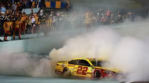 Joey Logano Wins 1st NASCAR Cup Series Championship - NBC 6 South ...