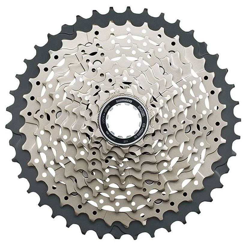 Shimano Tiagra CS-HG500 Bicycle Road Bike Cassette - 11-42t, 10-Speed
