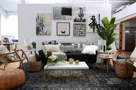 Modern Boho Interior Design with Wayfair Registry Green Wedding