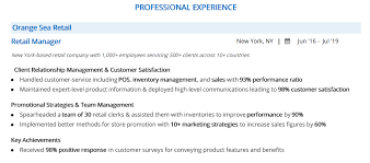 Retail Resume: The 2019 Guide With 10+ Retail Resume Examples Retail Director Resume Samples Velvet Jobs 10 Retail Sales Associate Resume Examples Cover Letter Sample Work Templates At Example And Guide For 2019 Examples For Sales Associate My Chelsea Club Complete 20 Entry Level Free Of Manager Word 034 Pharmacist Writing Tips