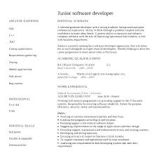 Engineer Sample Resume Software Engineering Free Download Professional