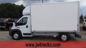 100 Straight Trucks For Sale With Sleeper 2014 RAM ProMaster 3500 Box Truck TRUCK SHOWCASE YouTube