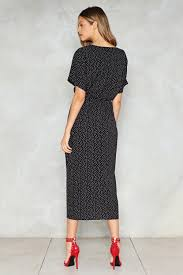 dot damn polka dot dress shop clothes at nasty gal