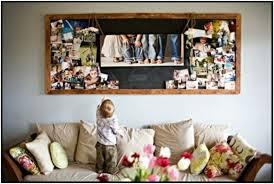 wohnideen fotos aufhängen ideen bilder aufhängen schnur