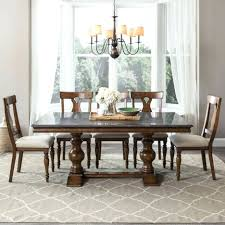 Shabby Chic Dining Room Table And Chairs by Hover To Zoom Rustic Trestle Style Dining Table Trestle Style