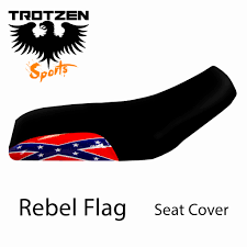 Honda ATC 200 83 Rebel Flag Seat Cover - Trotzen Sports Difference Between Wrangler Sport And Rubicon Upcoming Cars 20 Honda Trx 450r Rebel Flag Seat Cover Trotzen Sports Atc 250sx 8587 Torc Motorcycle Helmets Custom Fit Covers 2017 Cb1100 Ex Ride Review Retro In The Best Possible Way Memphis Shades 185 Classic Deuce Gradient Black Windshield The Confederate Flag And Hamilton Getting Nations Symbols Right Benicia Hotels Stained Glass A Nod To History Yamaha Blaster Shock 134628 1966 Chevrolet Chevelle Rk Motors For Sale