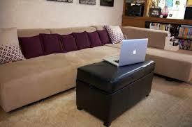 West Elm Tillary Sofa by Backless Sofa Hack 4 Steps