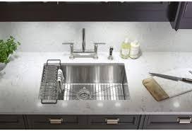 Install Kohler Sink Strainer by Faucet Com K 5409 Na In Stainless Steel By Kohler