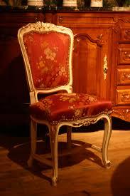 chaise de style file n 354 chaise à entretoise sévigné de style louis xv réplique