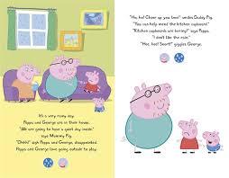 peppa pig peppa s noisy sound book peppa pig book