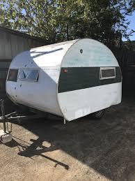 1960 Little Gem Vintage Camper Rare