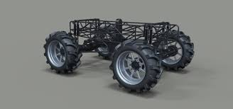 100 Mud Truck Pics Chassis For Truck 2 3D Model In Parts Of Auto 3DExport