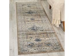Century Tile And Carpet Naperville by Kathy Ireland Malta Beige Blue Area Rug By Nourison Mai02 Beige Blue