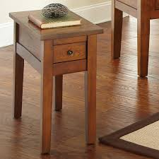 Steve Silver Desoto Rectangle Dark Oak Wood Chairside End Table Stein World 240041 Palos Heights Chairside Table Master Reclaimed Oak Sedona Rustic Slumberland Fniture Antique Black 10347 Decor South Frontier Ii 17427 In By Jofran Moberly Mo Artisans Craft Myra Arts Crafts Mission Plant Stand Craftsman 31641 Lancaster End Or Smoking 31786 Chair Side With Formica Top Compass