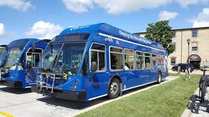 100 Pace Trucking ChicagoArea Suburban Bus Named Clean Fuels Champion NGT News
