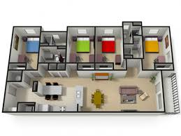 One Bedroom Apartments Morgantown Wv by 1 4 Bed Apartments The Lofts