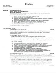Sales Resume Samples Popular Examples Of Resumes