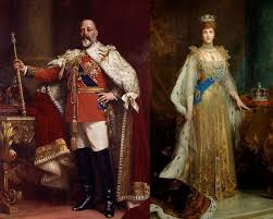King Edward V11 Chair by Coronation Of King Edward Vii And Queen Alexandra Wikipedia