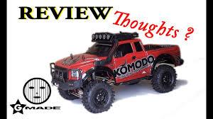 100 Komodo Truck Gmade GS01 Review YouTube