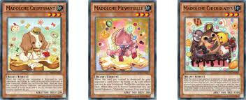 yu gi oh trading card game decks we can t wait to play madolche