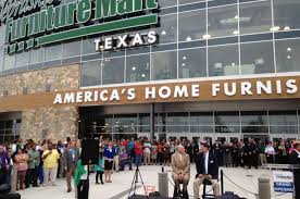 OPENING THE LARGEST FURNITURE STORE IN THE UNITED STATES – Border