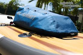 Sup Board Deck Bag by Sea To Summit Sup Deck Bag Review 24l Inflatable Boarder