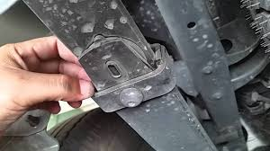 Toyota Tacoma Squeaky Leaf Spring Problem Solved - YouTube