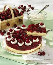 kirsch pudding torte rezept lecker pudding torten
