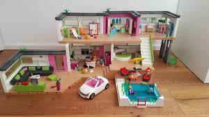 playmobil luxusvilla mit viel zubehör in 5322 hof bei