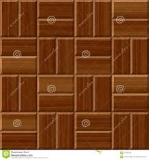 Download Dark Brown Wood Floor Tiles Seamless Pattern Texture Stock Illustration