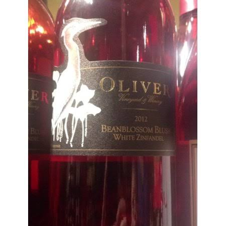 Oliver White Zinfandel Rose Wine - 750ml Bottle, Size: 750 ml