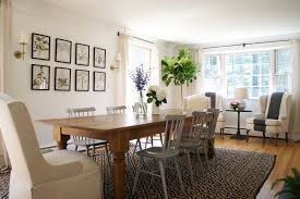 Before After A Farmhouse Dining Room Rehabitat