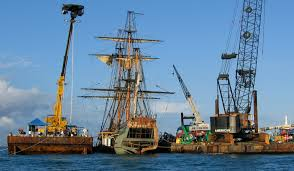 Hms Bounty Sinking 2012 by A Replacement Or Two Or Three For The Hms Bounty Page 2 Boat