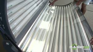 Solar Storm Tanning Bed by How To Clean Your Home Tanning Bed Youtube