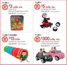 Toysrus Red One Day Only by Toys R Us Red Deals 8 13 Mike The Knight Power Wheels And
