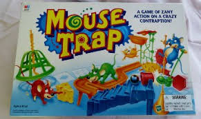 Get Quotations Mouse Trap Board Game 1999 Edition