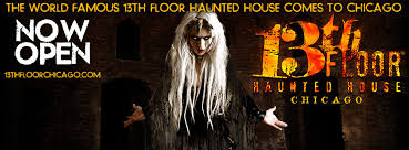 13th Floor Blackout Promo Code by Review 13th Floor Haunted House Chicago
