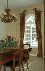 Tuscany Valances Country Window Treatments Dining Rooms Curtain For Decor Style