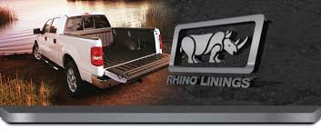 bed liner rhino linings exterior