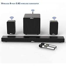 dds xiaomi tv audio echo wand wohnzimmer k song set 5 1