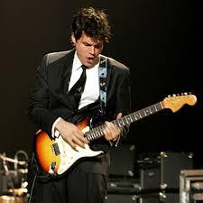 John Mayers Fender Monogrammed Guitar Strap