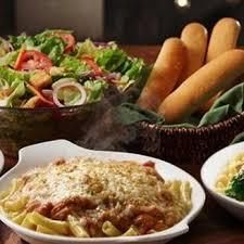 Olive Garden Italian Restaurant 424 s & 402 Reviews